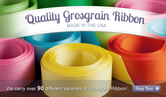 wholesale grosgrain ribbons